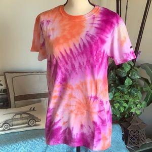 Tsunami Designs Tie Dye T-shirt